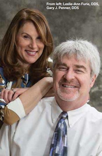 Leslie & Gary